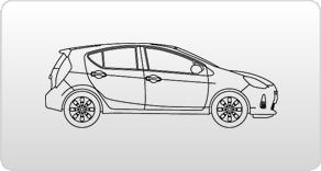 トヨタ専用モデル